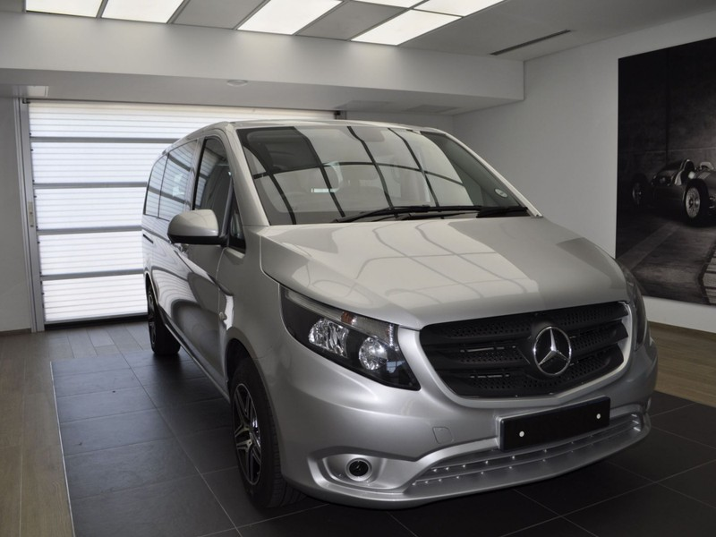 2019 Mercedes-Benz Vito 116 2.2 CDI Tourer Pro Auto Eastern Cape Port Elizabeth_0