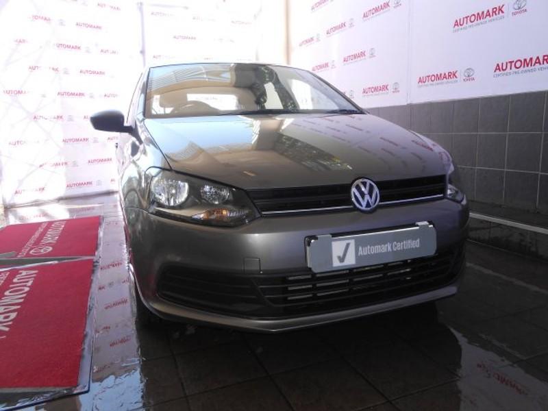 2019 Volkswagen Polo Vivo 1.4 Trendline 5-Door Gauteng Pretoria_0