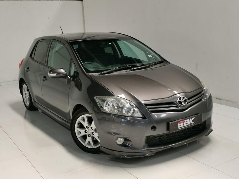 2012 Toyota Auris 1.6 Trd  Gauteng Johannesburg_0