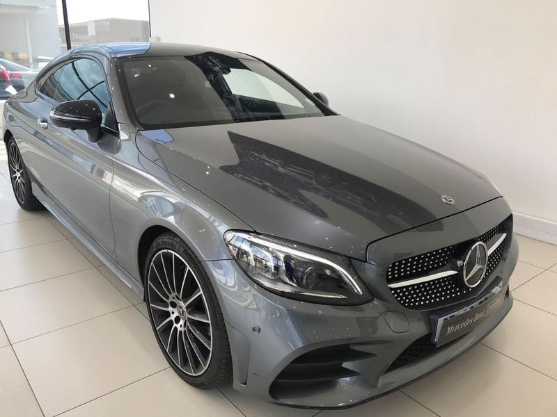 2020 Mercedes-Benz C-Class C200 Coupe Auto Gauteng Randburg_0