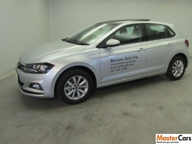 2020 Volkswagen Polo 1.0 TSI Comfortline Western Cape Bellville_0