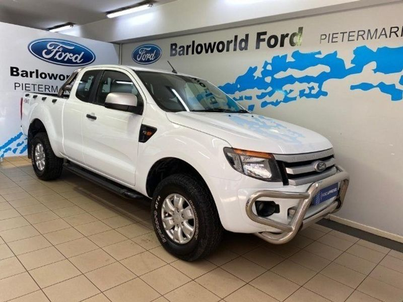 2012 Ford Ranger 3.2tdci Xls 4x4 Pu Supcab  Kwazulu Natal Pietermaritzburg_0