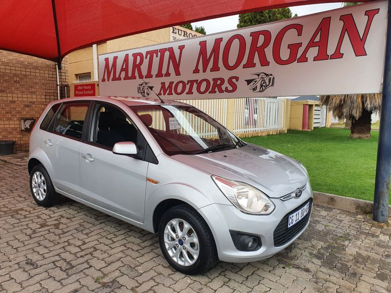 2013 Ford Figo 1.4 Trend  Gauteng Vereeniging_0