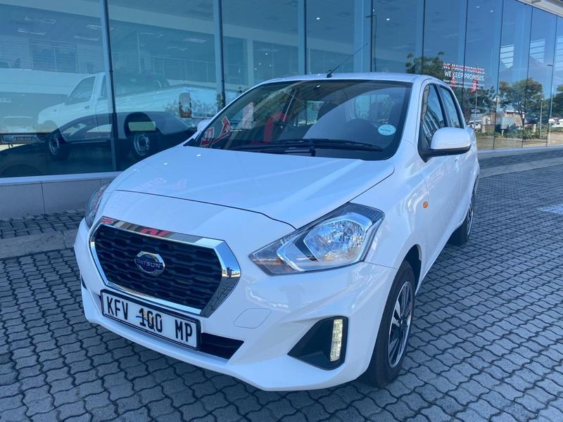 2021 Datsun Go 1.2 LUX Mpumalanga Nelspruit_0