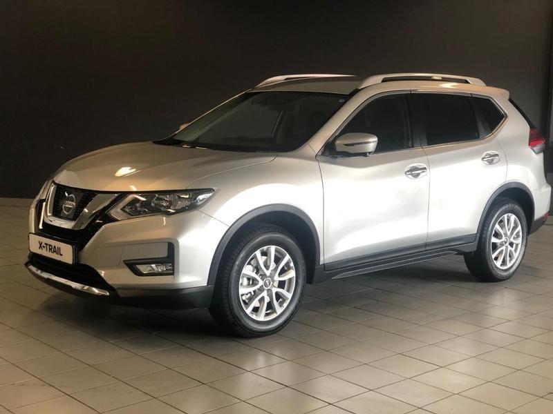 2021 Nissan X-Trail 2.5 Acenta 4X4 CVT Gauteng Alberton_0