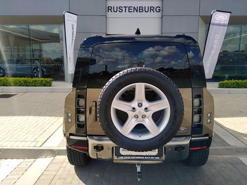 Used Land Rover Defender 110 P400 X (294kW) for sale in ...