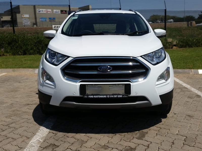 2021 Ford EcoSport 1.0 Ecoboost Titanium North West Province Rustenburg_0