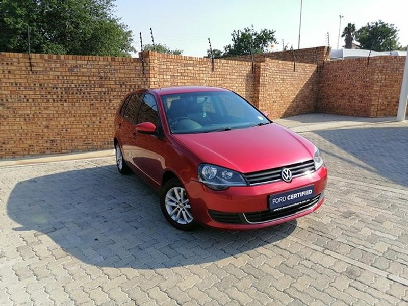 2017 Volkswagen Polo Vivo GP 1.4 Trendline 5-Door North West Province Rustenburg_0