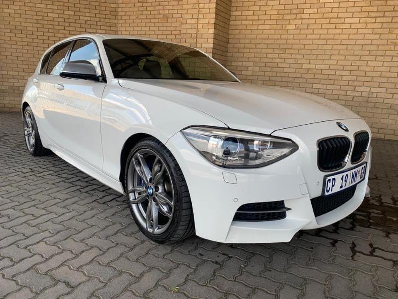 2013 BMW 1 Series M135i 5dr Atf20  Gauteng Johannesburg_0