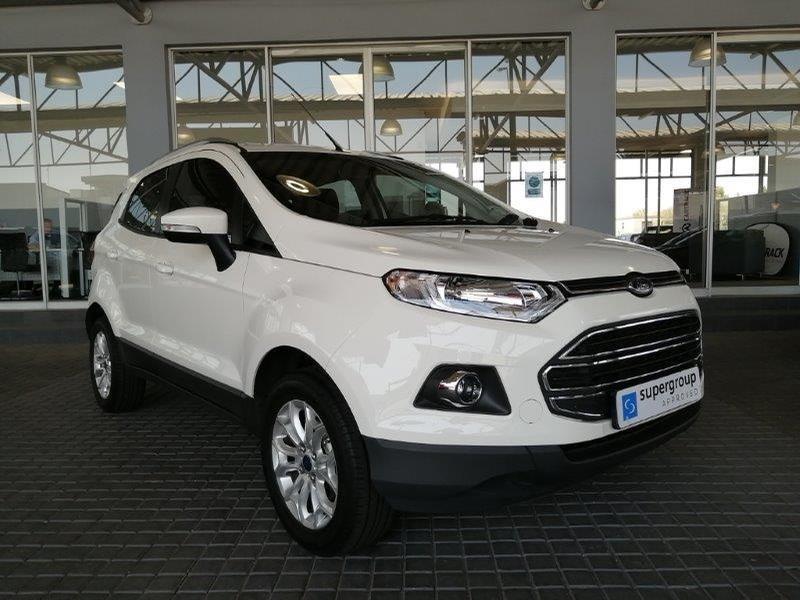 2017 Ford EcoSport 1.5TiVCT Titanium Auto Gauteng Johannesburg_0