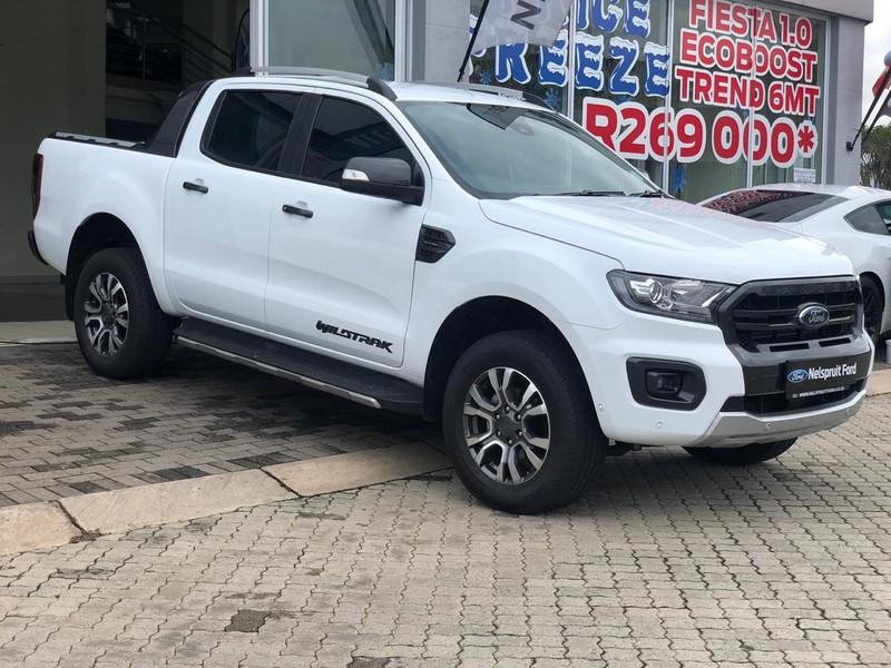 2020 Ford Ranger 2.0TDCi Wildtrak Auto Double Cab Bakkie Mpumalanga Nelspruit_0