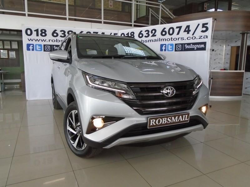 2019 Toyota Rush 1.5 North West Province Lichtenburg_0
