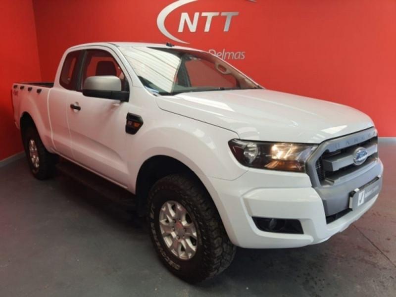 2018 Ford Ranger 2.2TDCi XLS 4X4 Auto Bakkie SUPCAB Mpumalanga Delmas_0