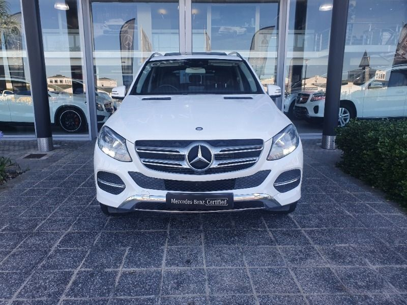 Used Mercedes-Benz GLE-Class 350d 4MATIC for sale in ...