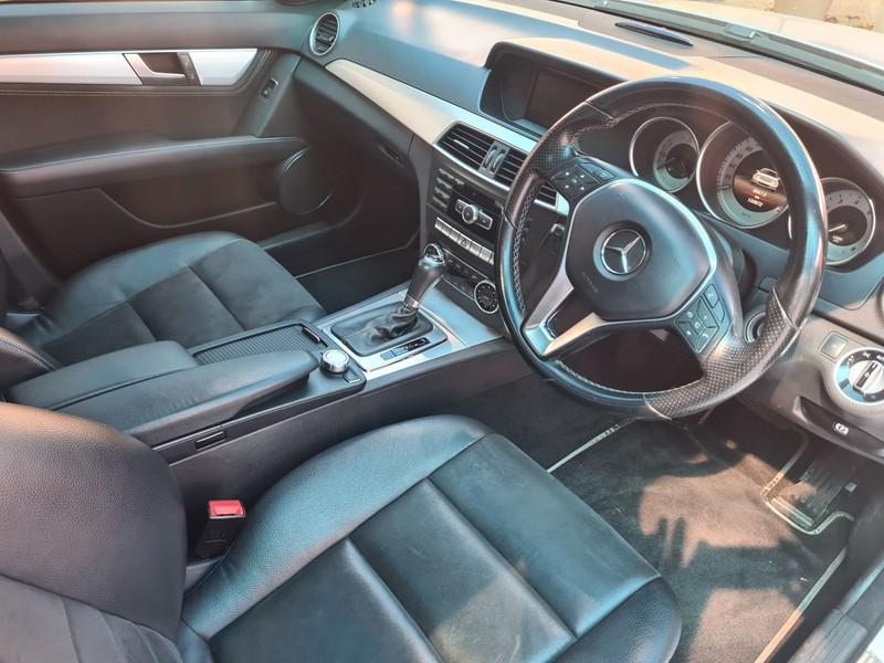 Used Mercedes-Benz C-Class C180 Avantgarde Auto for sale ...