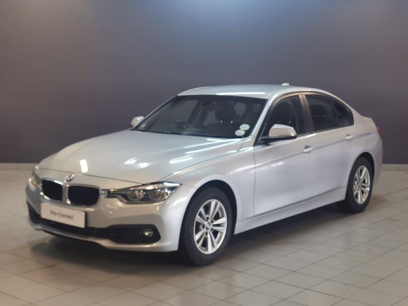 2018 BMW 3 Series 318i Auto Gauteng Alberton_0