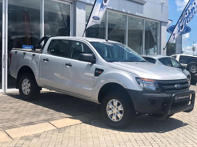 2015 Ford Ranger 2.2TDCi XL Double Cab Bakkie Mpumalanga Nelspruit_0