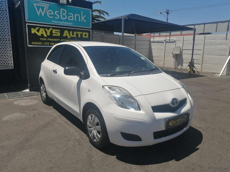 2011 Toyota Yaris 1.0 Xi 3dr  Western Cape Athlone_0