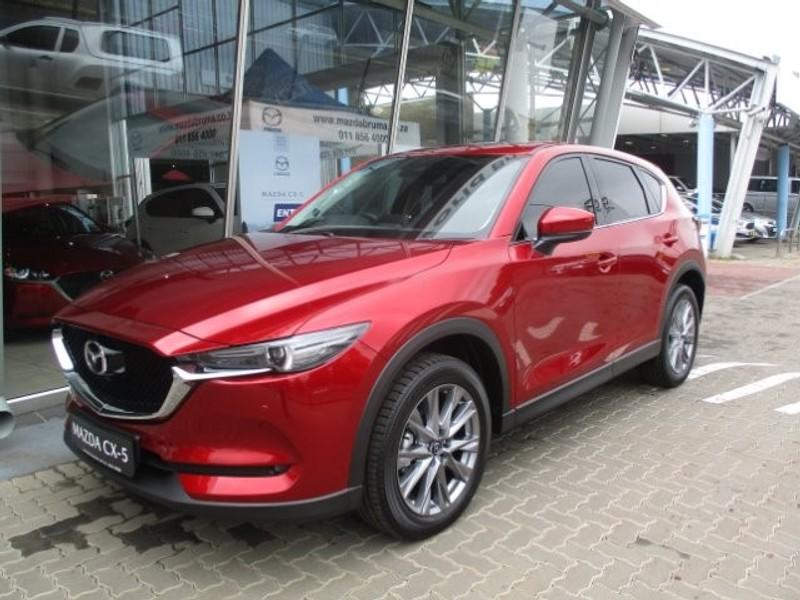 2021 Mazda CX-5 2.0 Dynamic Auto Gauteng Johannesburg_0