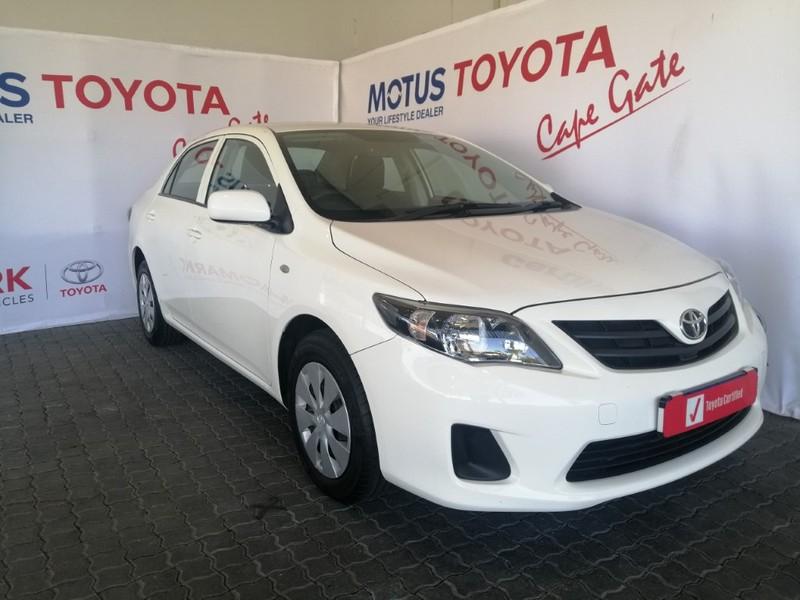 2019 Toyota Corolla Quest 1.6 Western Cape Brackenfell_0
