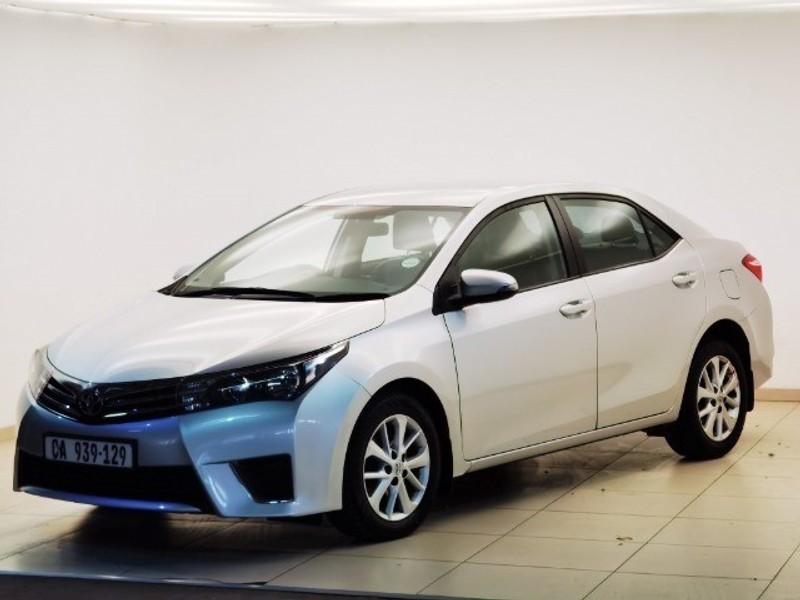 2014 Toyota Corolla 1.4D Prestige Western Cape Cape Town_0