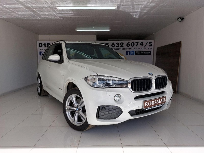 2016 BMW X5 xDRIVE30d M-Sport Auto North West Province Lichtenburg_0