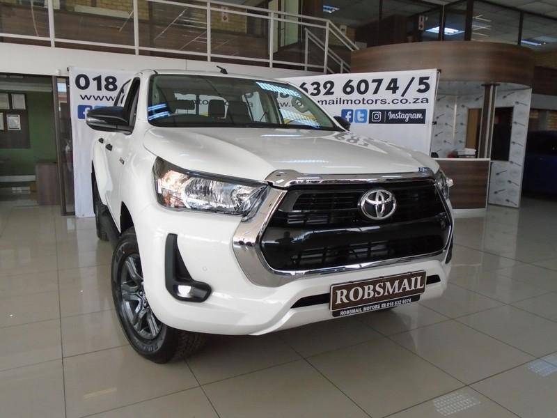 2021 Toyota Hilux 2.4 GD-6 RB Raider Double Cab Bakkie North West Province Lichtenburg_0