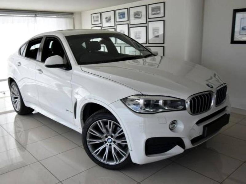 2015 BMW X6 xDRIVE 40d Gauteng Centurion_0