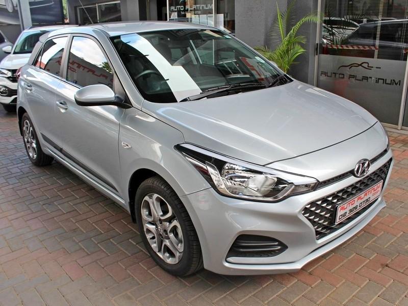 2020 Hyundai i20 1.2 Fluid Gauteng Pretoria_0