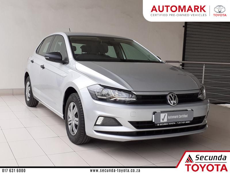 2020 Volkswagen Polo 1.0 TSI Trendline Mpumalanga Secunda_0