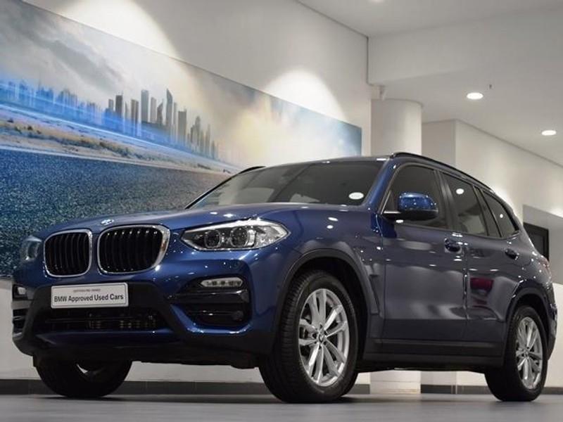 2019 BMW X3 xDRIVE 20d G01 Kwazulu Natal Umhlanga Rocks_0