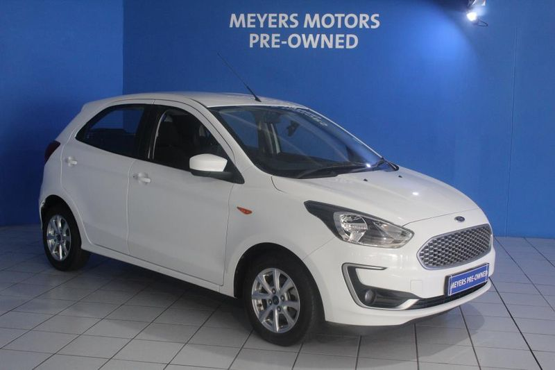 2019 Ford Figo 1.5Ti VCT Ambiente 5-Door Eastern Cape East London_0