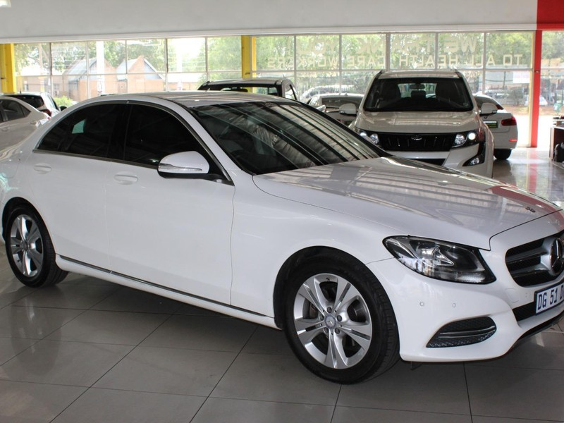 Used Mercedes-Benz C-Class C200 Auto for sale in Gauteng ...
