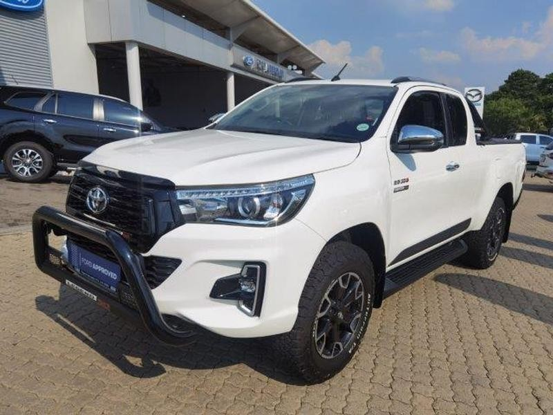 2020 Toyota Hilux 2.8 GD-6 RB Raider Auto PU ECAB Gauteng Johannesburg_0