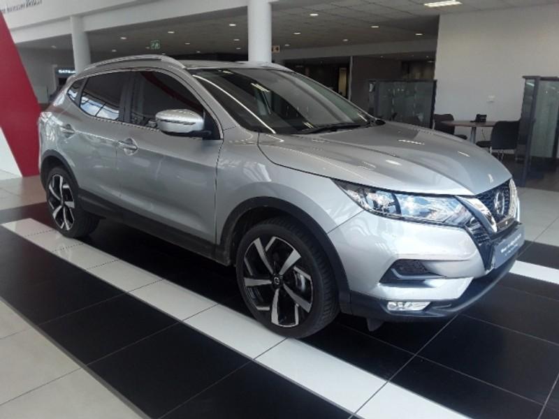 2021 Nissan Qashqai 1.5 dCi Acenta plus Free State Bloemfontein_0