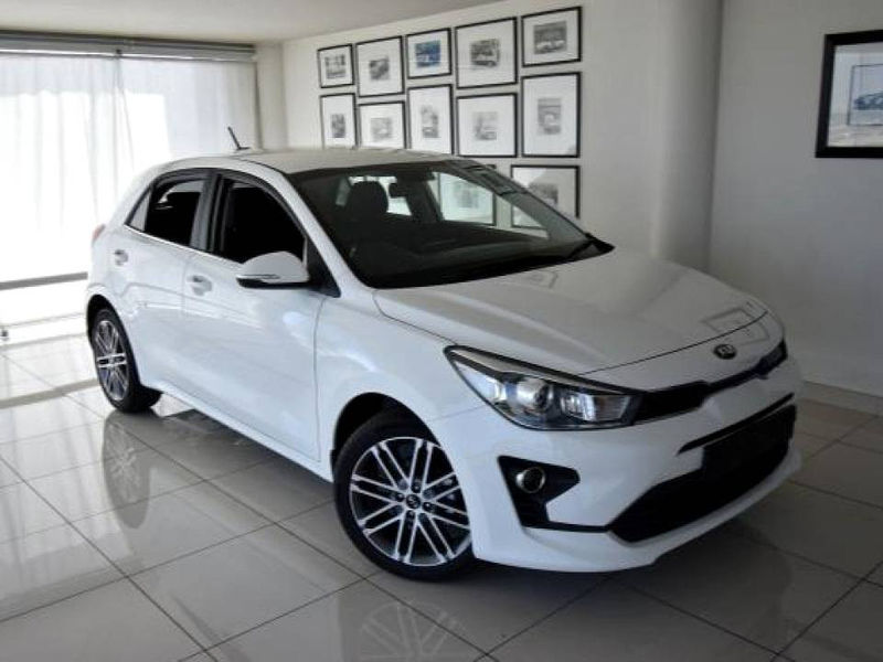 2021 Kia Rio 1.4 EX Auto 5-Door Gauteng Centurion_0