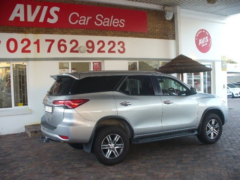 2019 Toyota Fortuner 2.4GD-6 RB Auto Western Cape Cape Town_0