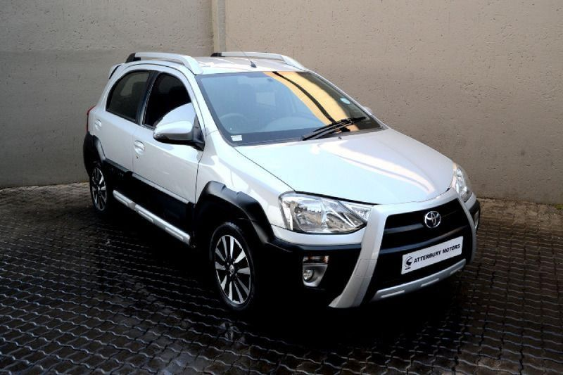 2015 Toyota Etios Cross 1.5 Xs 5Dr Gauteng Pretoria_0