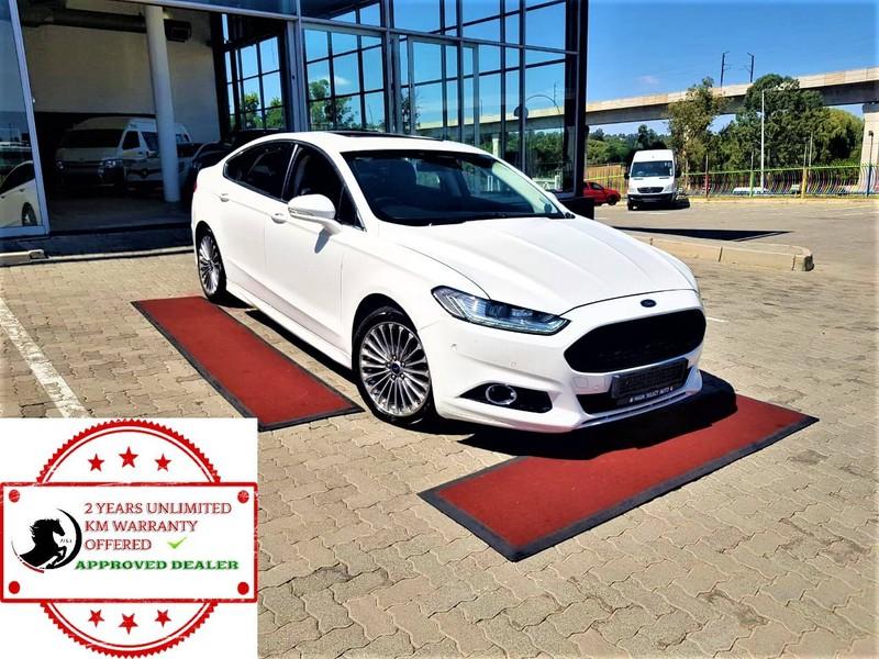 2015 Ford Fusion 2.0 TDCi Titanium Powershift Gauteng Midrand_0