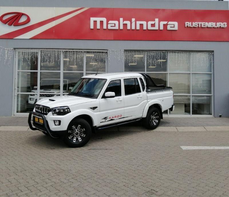 2021 Mahindra PIK UP 2.2 mHAWK S11 Auto Double Cab Bakkie North West Province Rustenburg_0