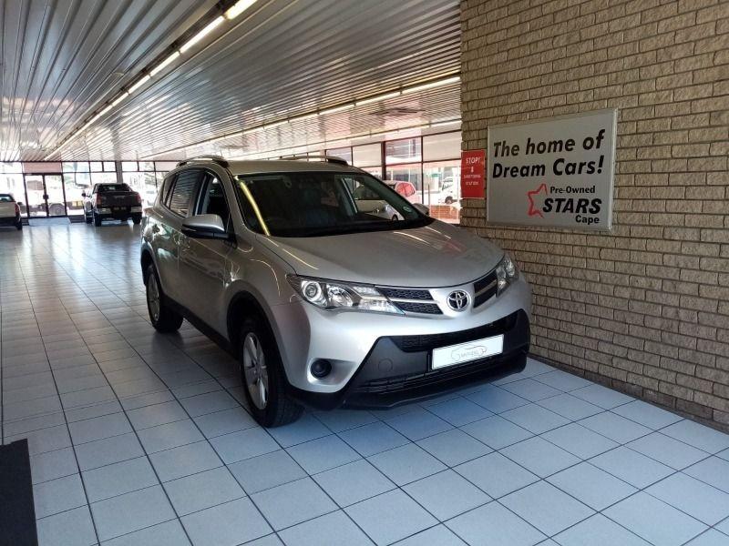 2013 Toyota Rav 4 2.0 GX Auto Western Cape Bellville_0