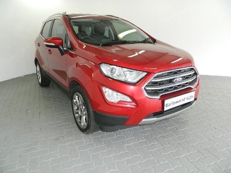 2020 Ford EcoSport 1.0 Ecoboost Titanium Western Cape Cape Town_0