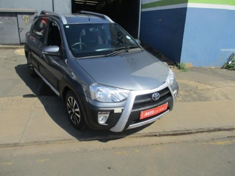 2017 Toyota Etios Cross 1.5 Xs 5Dr Kwazulu Natal Pietermaritzburg_0