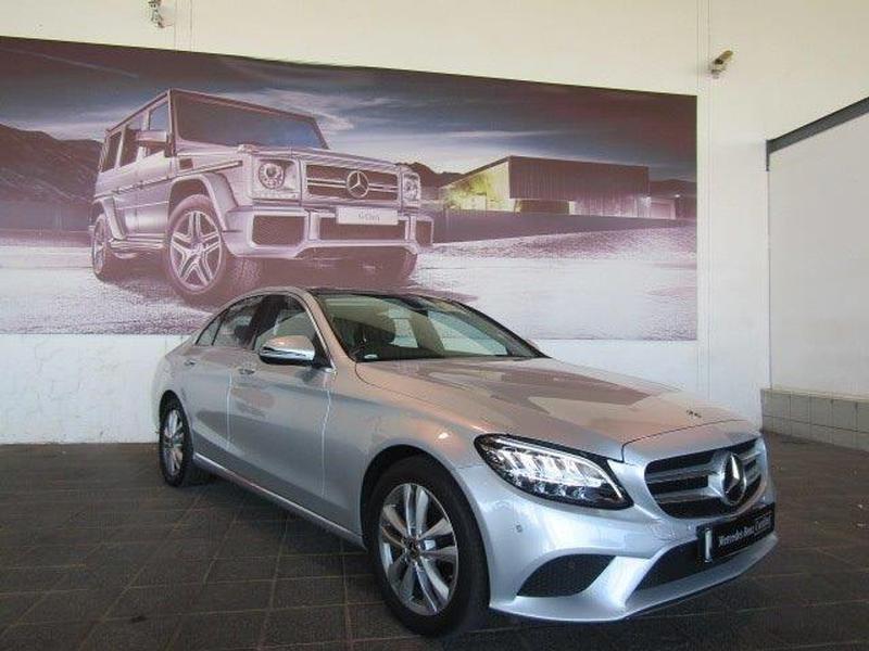 2018 Mercedes-Benz C-Class C180 Auto Gauteng Midrand_0