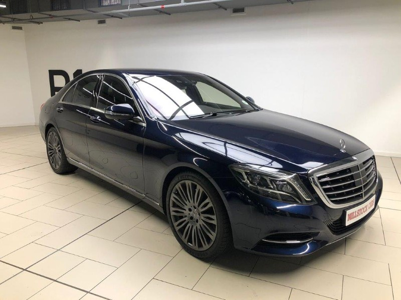 Used Mercedes-Benz S-Class S500 BE for sale in Western ...