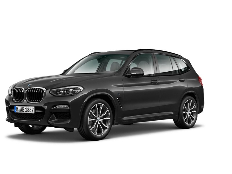 2018 BMW X3 xDRIVE 20d M-Sport G01 Western Cape Tygervalley_0