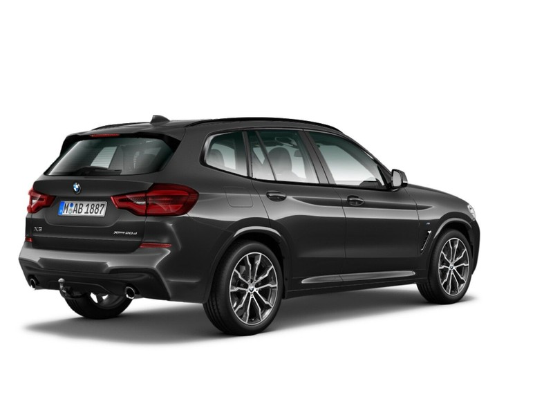 Used BMW X3 xDRIVE 20d M-Sport (G01) for sale in Western ...
