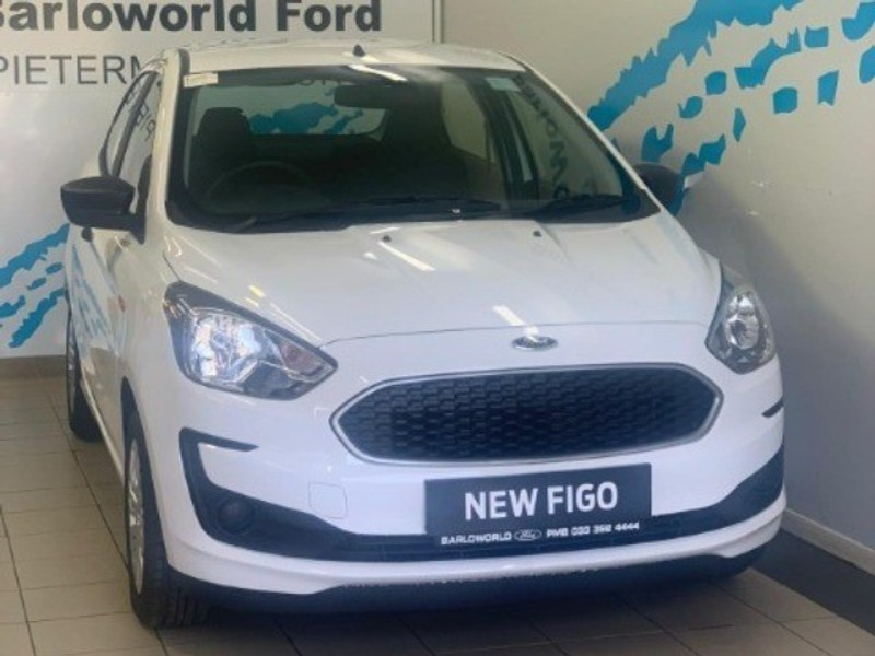 2021 Ford Figo 1.5Ti VCT Ambiente Kwazulu Natal Pietermaritzburg_0