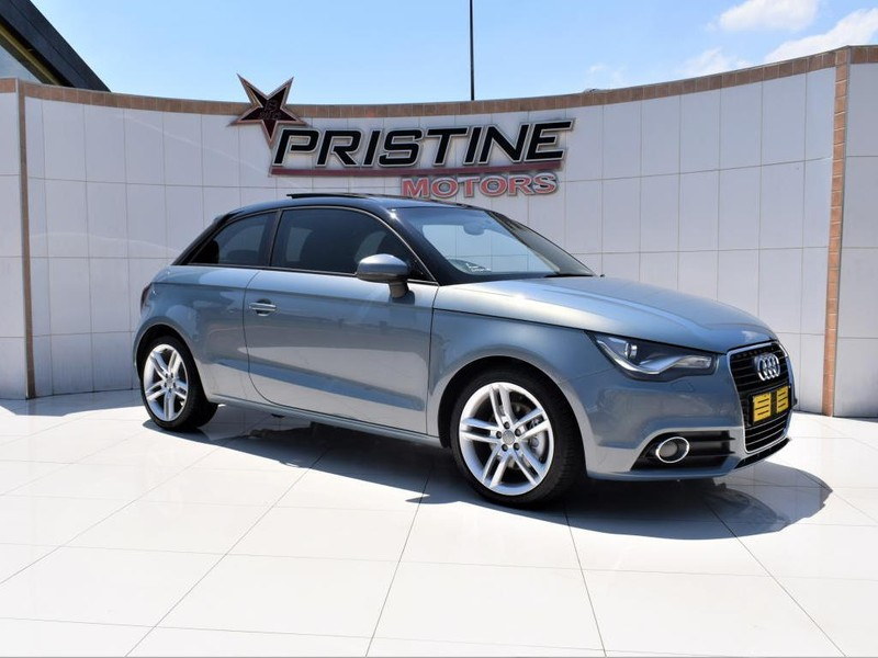 2012 Audi A1 1.4t Fsi  Attraction 3dr  Gauteng De Deur_0