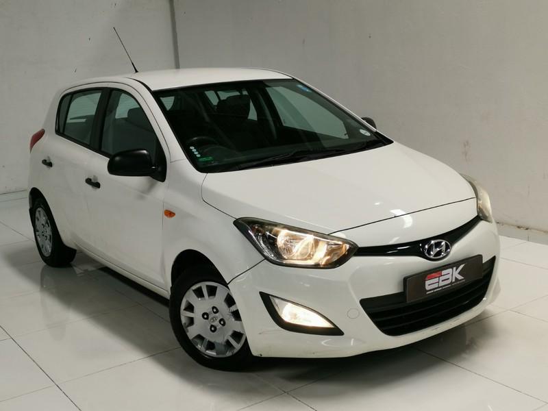 2014 Hyundai i20 1.2 Motion  Gauteng Johannesburg_0